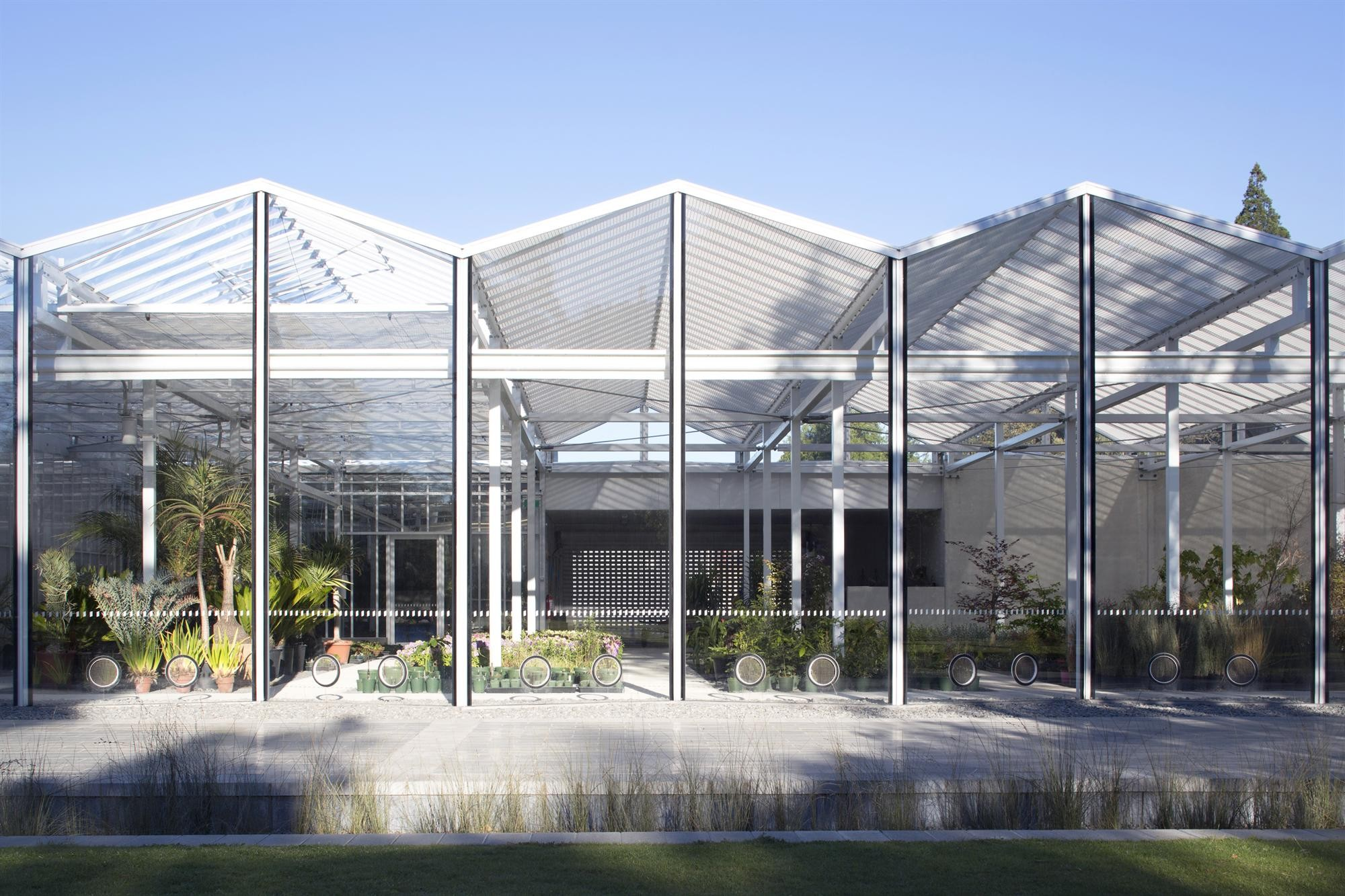 Good 25 Of New Zealandu0027s Best Buildings Receive 2015 Canterbury  Awards,Christchurch Botanic Gardens Visitors Centre