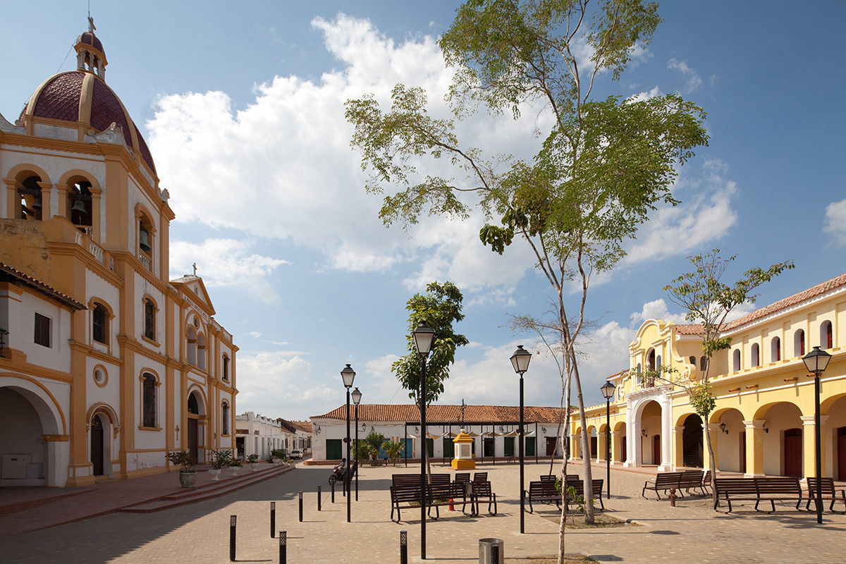 Proyecto urbano en colombia revitalizaci n de la for Arquitectos colombianos