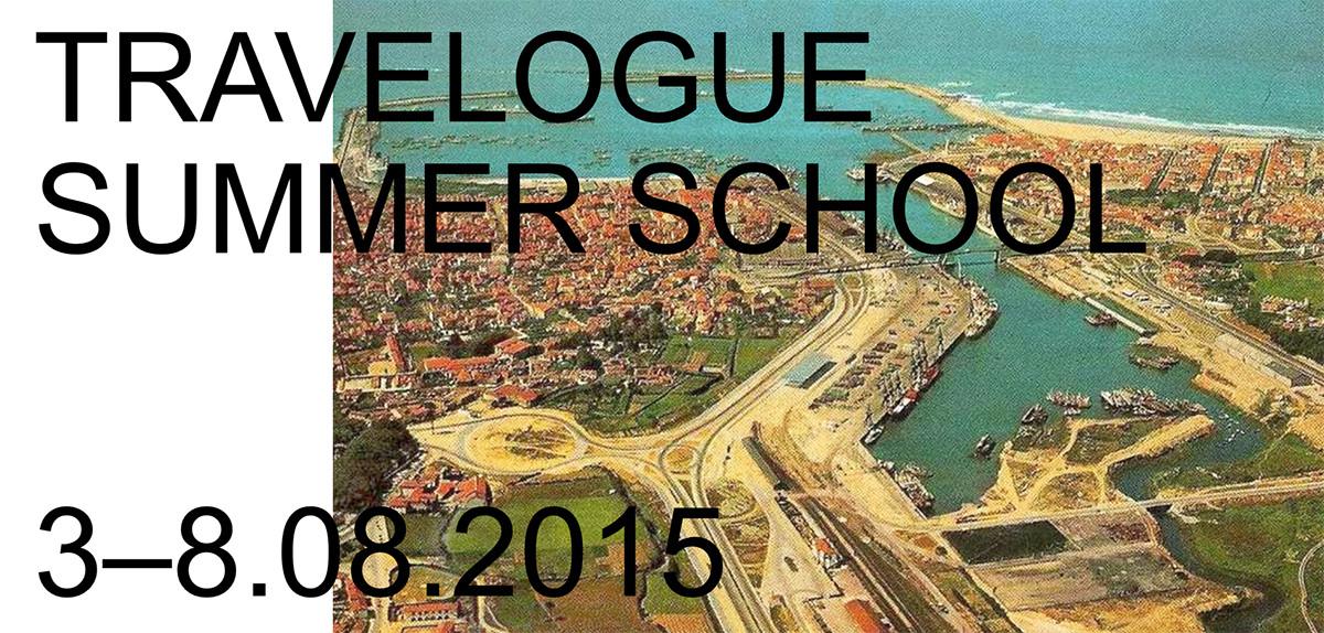 Inscrições abertas para a Travelogue Summer School , via Travelogue Summer School