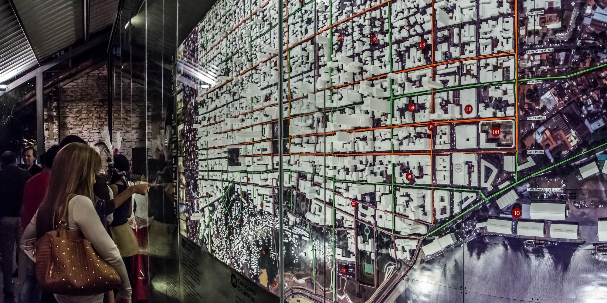 Plan CHA: presentan al público el plan maestro del centro histórico de Asunción, Presentación pública de Plan CHA. Image © Juan Carlos Meza