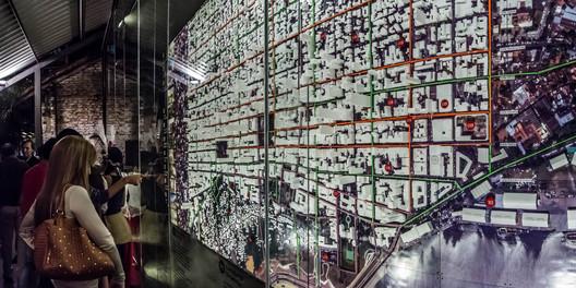 Presentación pública de Plan CHA. Image © Juan Carlos Meza