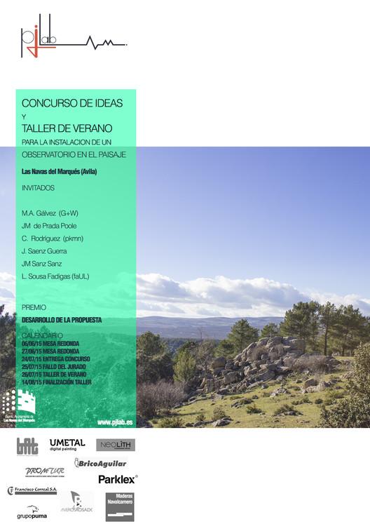Concurso y taller de verano PJLab 2o15 / España