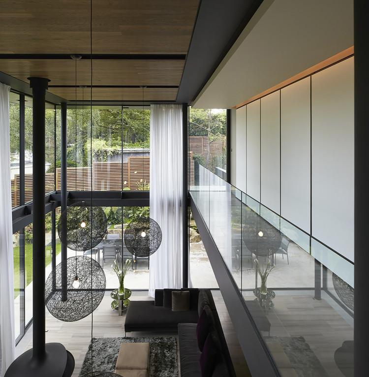 Casa en el Parque Fitzroy / Stanton Williams | Plataforma Arquitectura