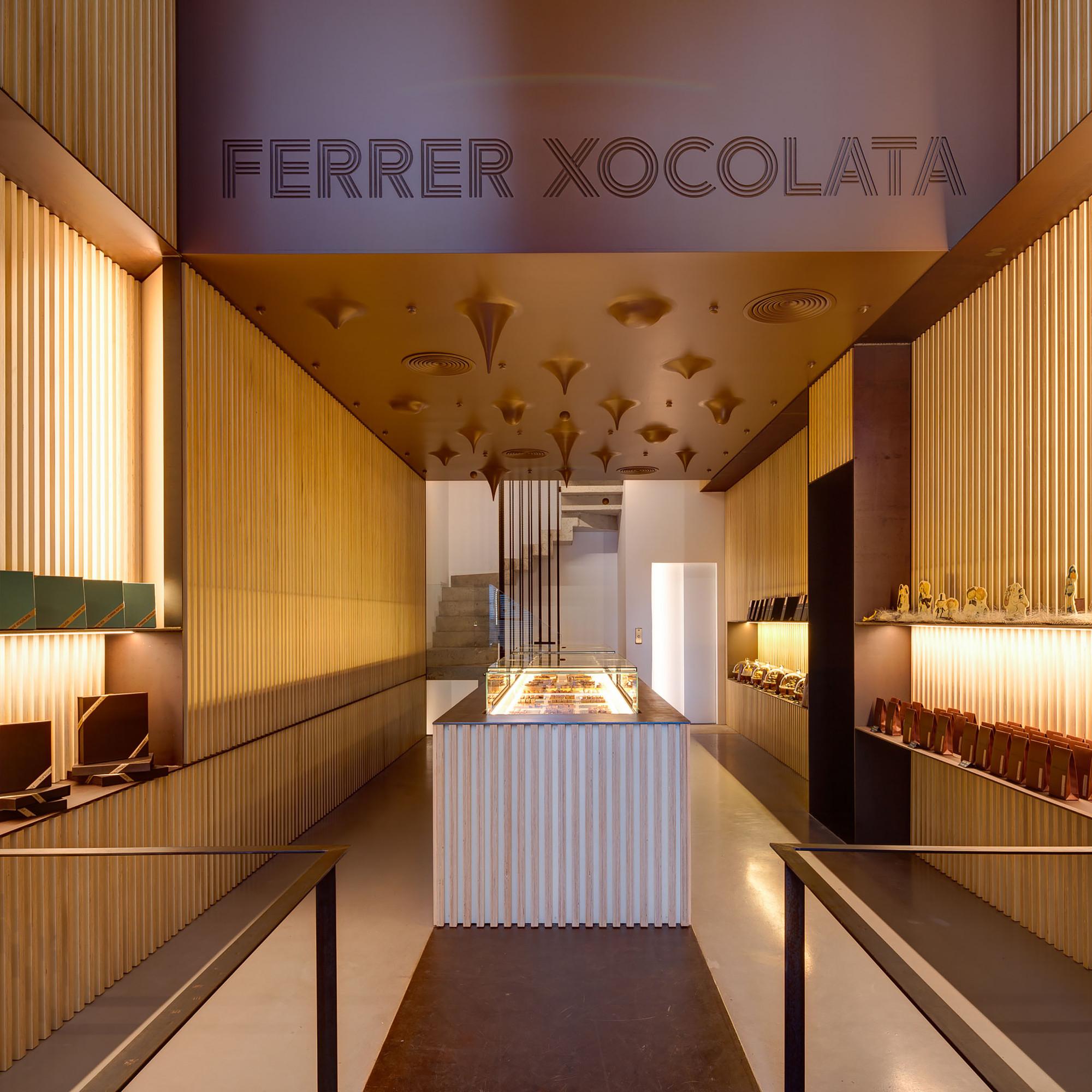 Ferrer Xocolata / arnau estudi d'arquitectura, Courtesy of arnau estudi d'arquitectura