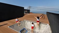 Jardim da Infância e Creche OB / HIBINOSEKKEI + Youji no Shiro