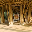 The Green School in Bali. Image Courtesy of PT Bambu