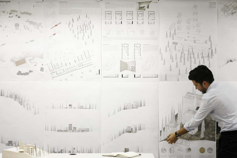 Ordinaire Gain An International Perspective By Studying Architecture In Barcelona