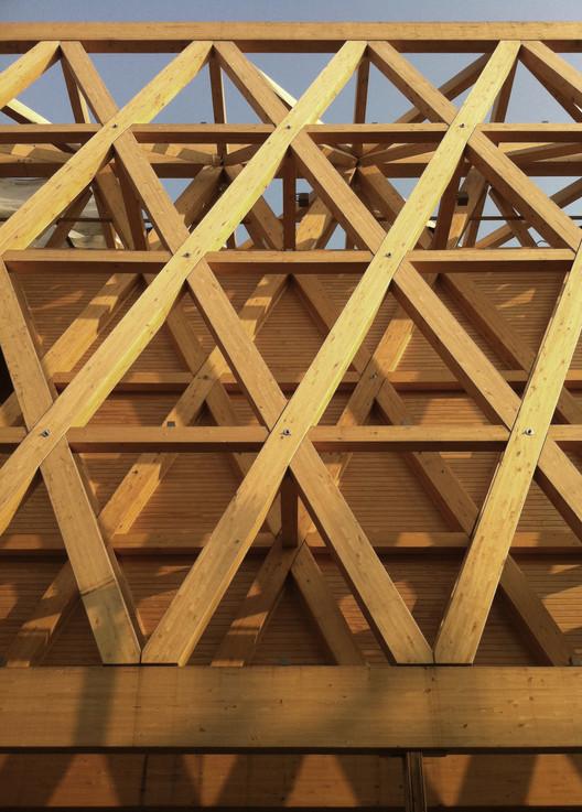 La madera laminada y su aplicación en la arquitectura, Cortesía de Arauco