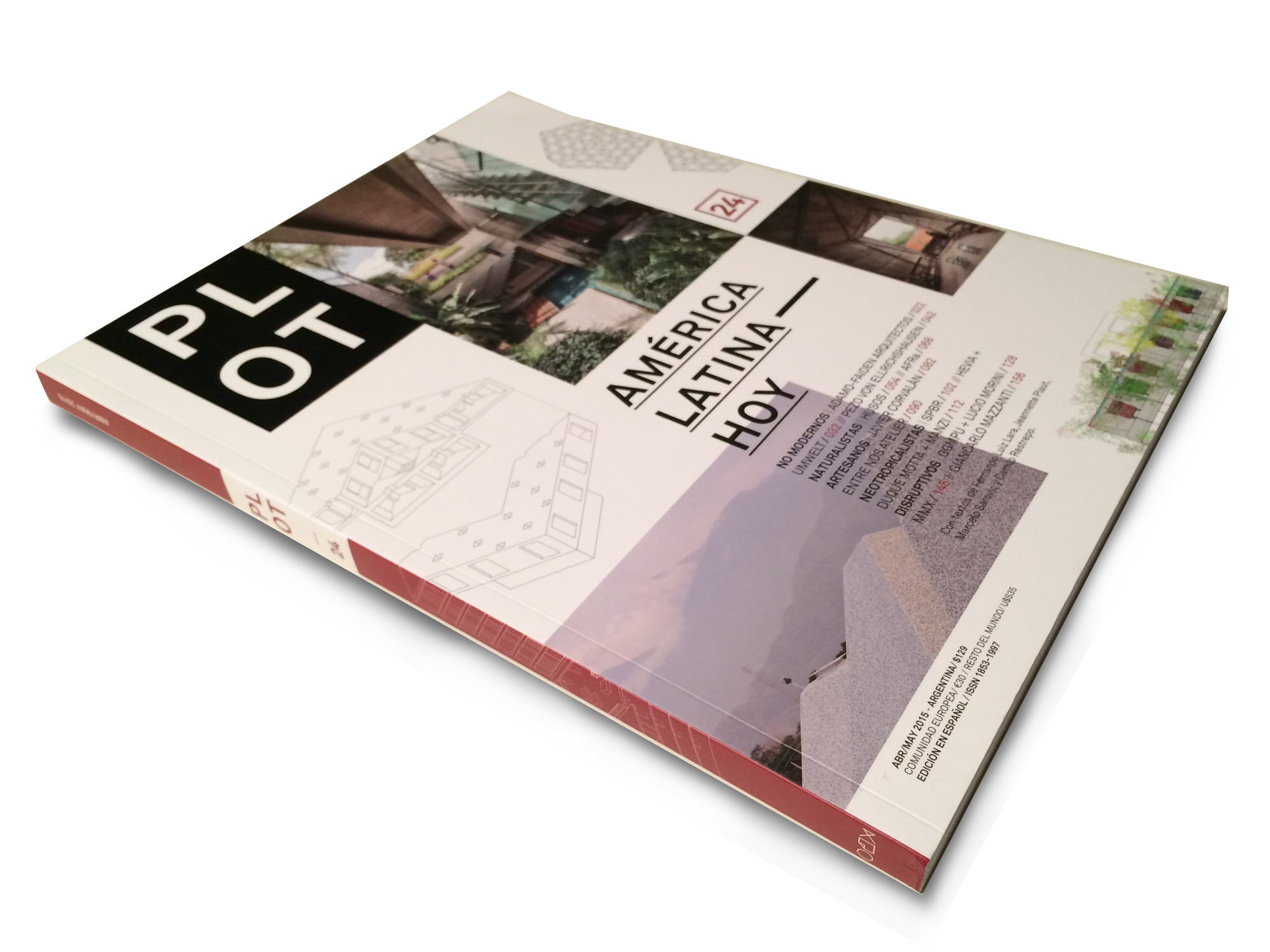 Revista PLOT #24: America Latina Hoy