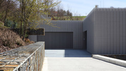 Villa In The Beskydy Mountains / Zdenek Trefil