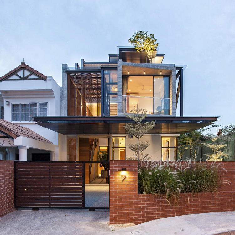 7 Jalan Remis / Aamer Architects, © Sanjay Kewlani