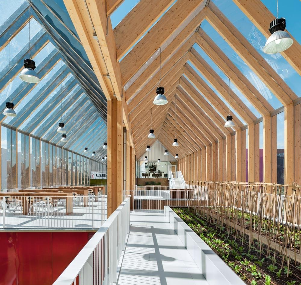 Por dentro do pavilhão da Espanha na Expo Milão 2015, © Iñigo Bujedo-Aguirre
