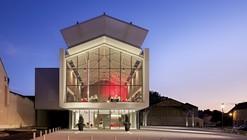 Auneau Cultural Center / Architecture Patrick Mauger