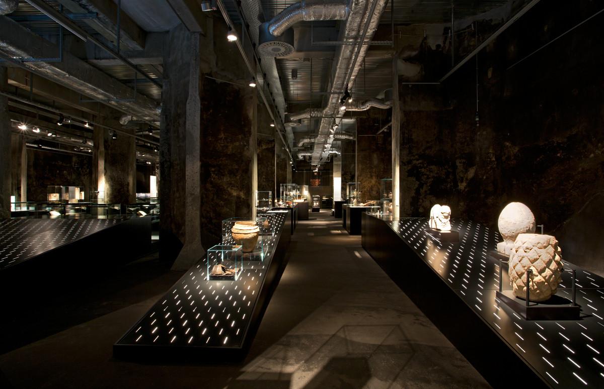Exhibición Werdendes Ruhrgebiet / Bernhard Denkinger Architect, © Deimel und Wittmar