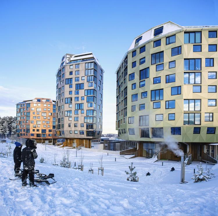 Rundeskogen / Helen & Hard + dRMM, © Sindre Ellingsen
