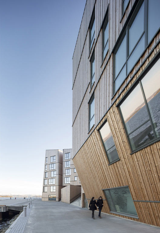 Waterfront  / AART Architects + Kraftværk, © Adam Mørk
