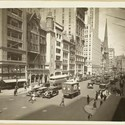"""Manhattan: 5th Avenue - 46th Street"", Unknown (1931). Image Courtesy of The New York Public Library http://www.oldnyc.org/"