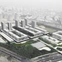 Terceiro Lugar - AUM Arquitetos. Image via IAB-SP
