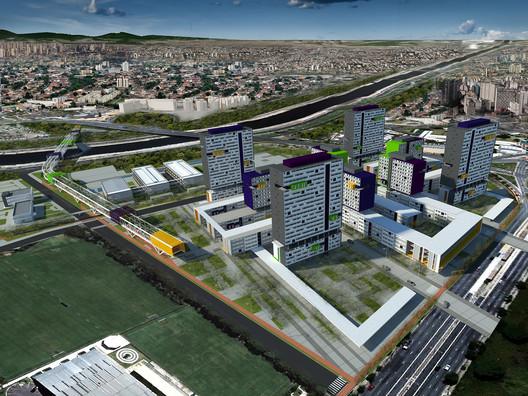 Menção Honrosa - Opera Quatro Arquitetura. Image via IAB-SP