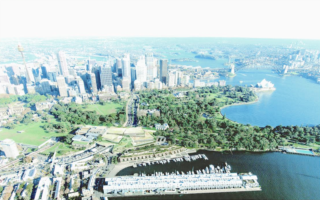 SANAA Chosen to Design New Building for Sydney's Art Gallery of New South Wales , © SANAA