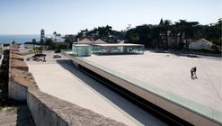 Arranjos de Superfície do Parque de Estacionamento da Praça D. Diogo de Menezes / Miguel Arruda Arquitectos Associados