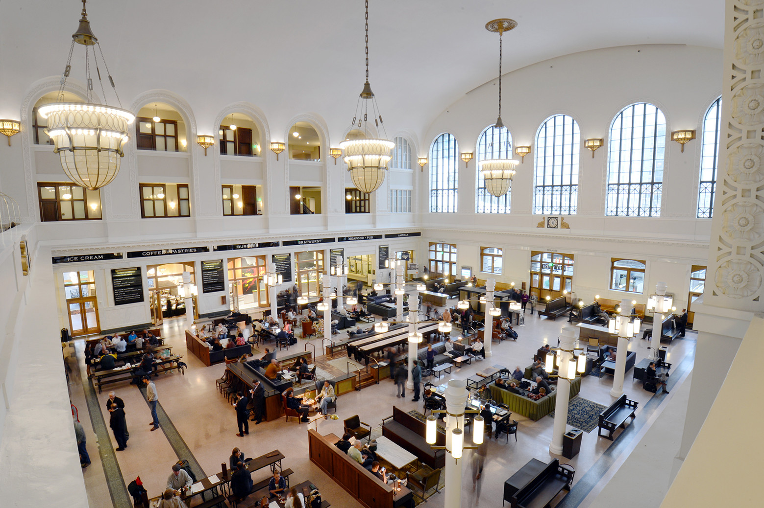the crawford hotel denver union station tryba architects jg johnson architects archdaily