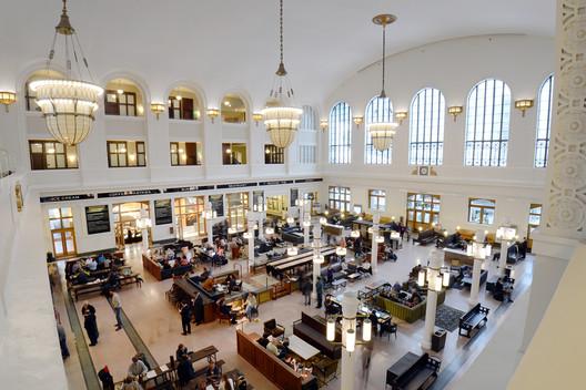 The Crawford Hotel – Denver Union Station / Tryba Architects + JG Johnson Architects