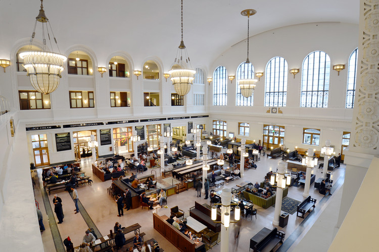The Crawford Hotel – Denver Union Station / Tryba Architects + JG Johnson Architects, Courtesy of Tryba Architects