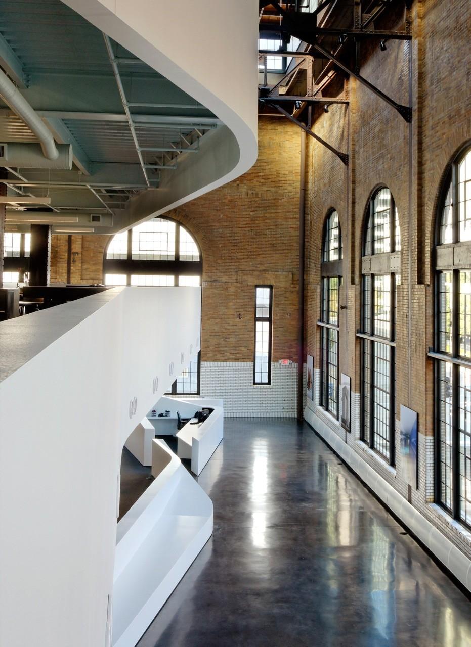 Office Furniture Corporate Architecture