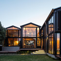 Boatsheds / Strachan Group Architects and Rachael Rush. Image © Patrick Reynolds