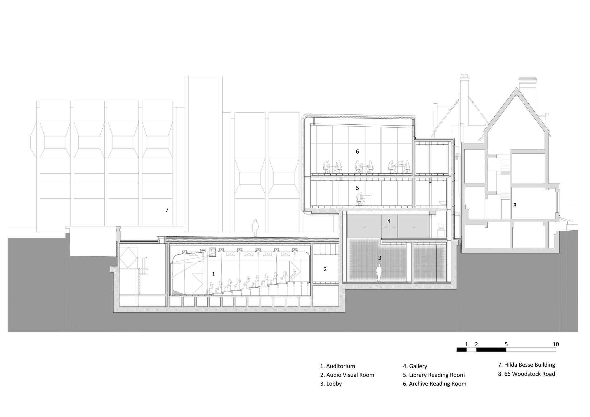 Galeria De Edif 237 Cio Investcorp Zaha Hadid Architects 39