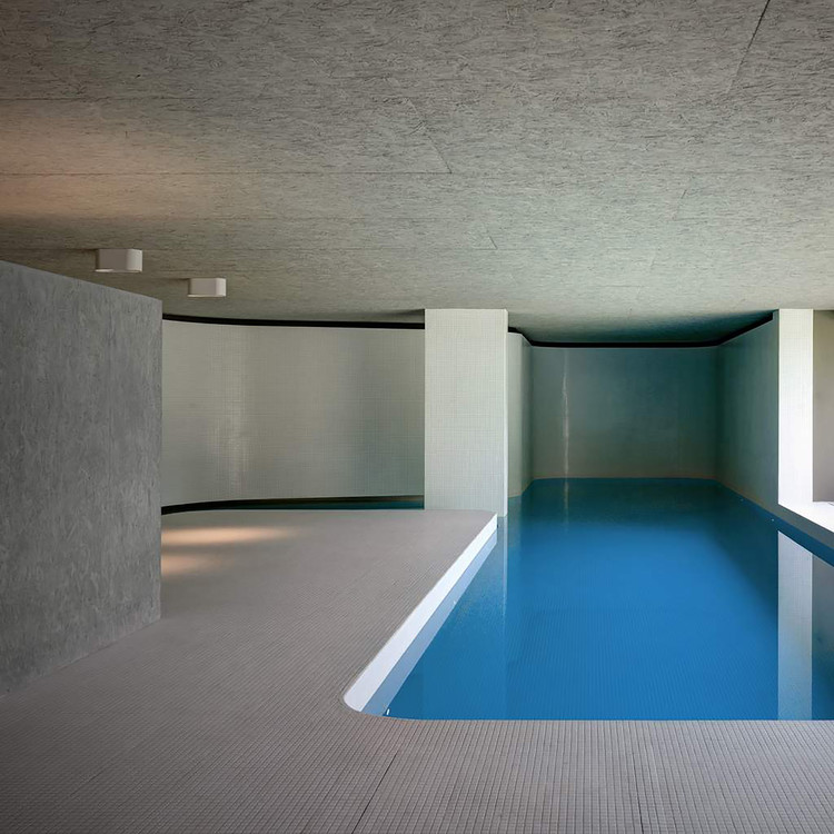 Roccolo\'s Swimming Pool / act_romegialli | ArchDaily