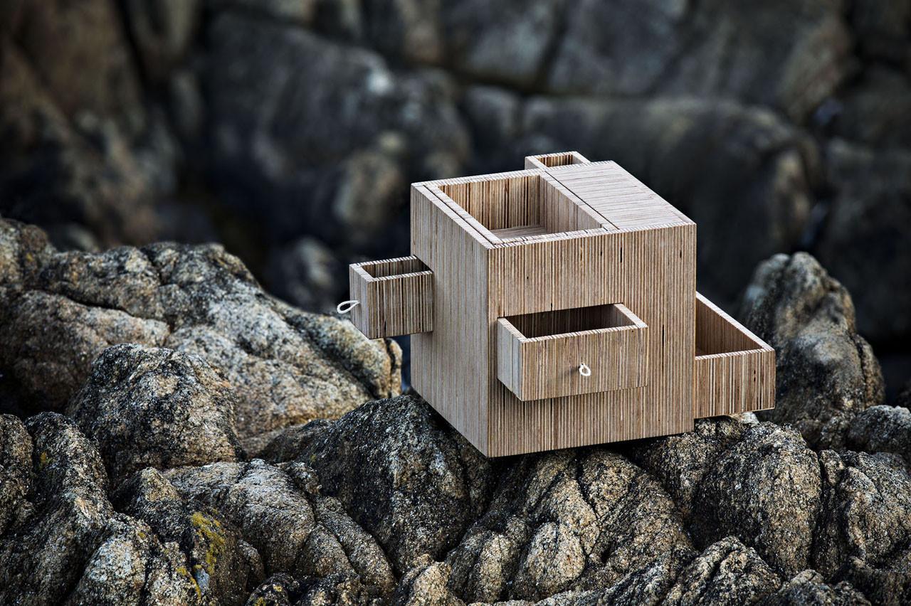 Rg21 una caja de joyas al estilo cubista por rui grazina - Cubismo arquitectura ...
