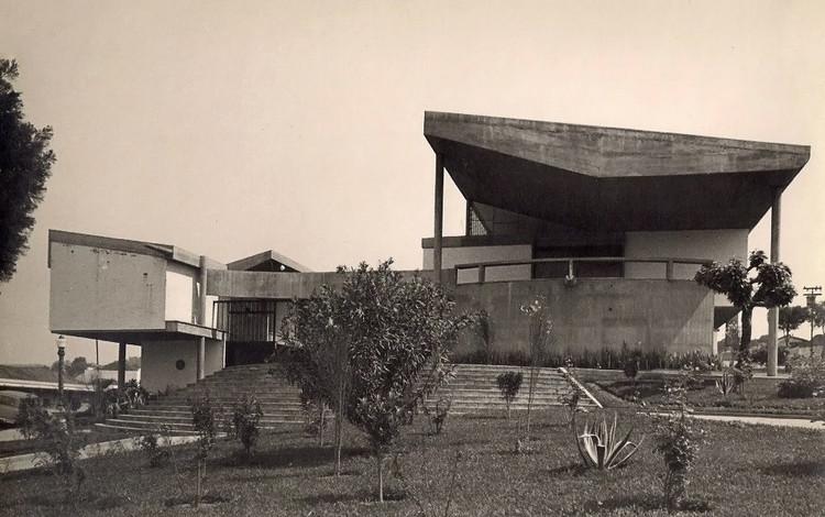 Clássicos da Arquitetura: Fórum de Itapira / Joaquim Guedes, © Acervo Joaquim Guedes