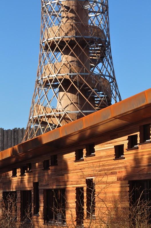 Duurzaamheidscentrum Assen / 24H > architecture, Cortesia de Boris Zeisser 24H