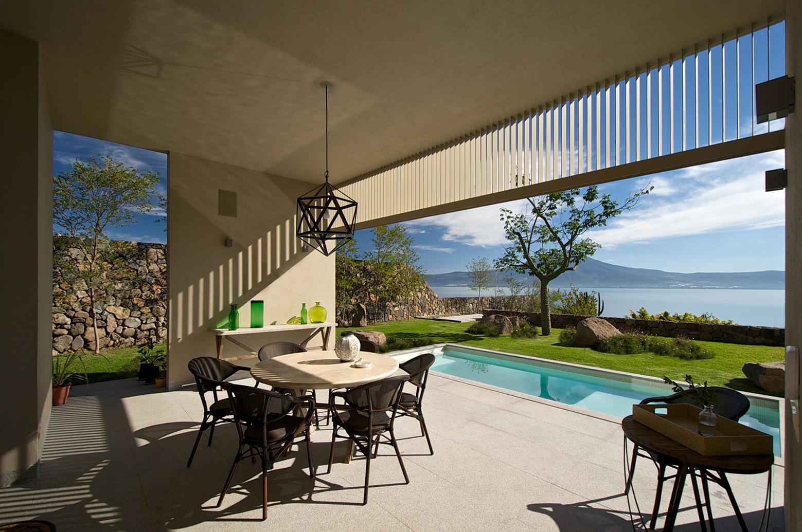 Casa del Lago / Juan Ignacio Castiello Arquitectos | Plataforma ...