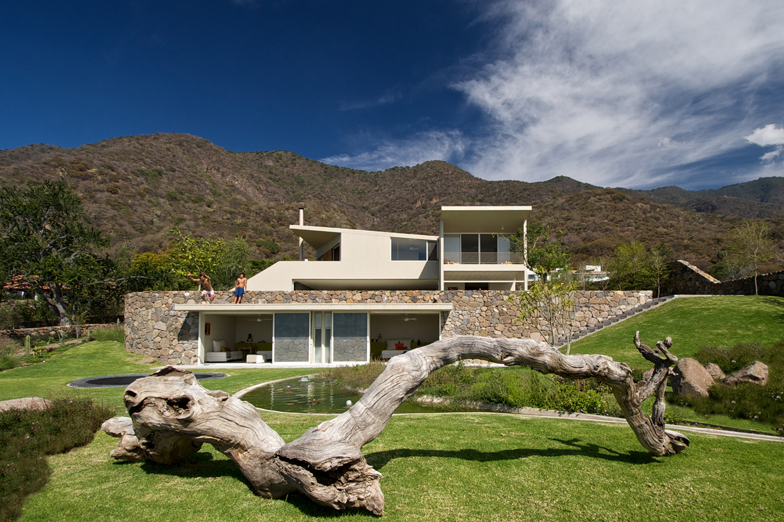 Gallery of lake house juan ignacio castiello arquitectos 4 for E case del sater