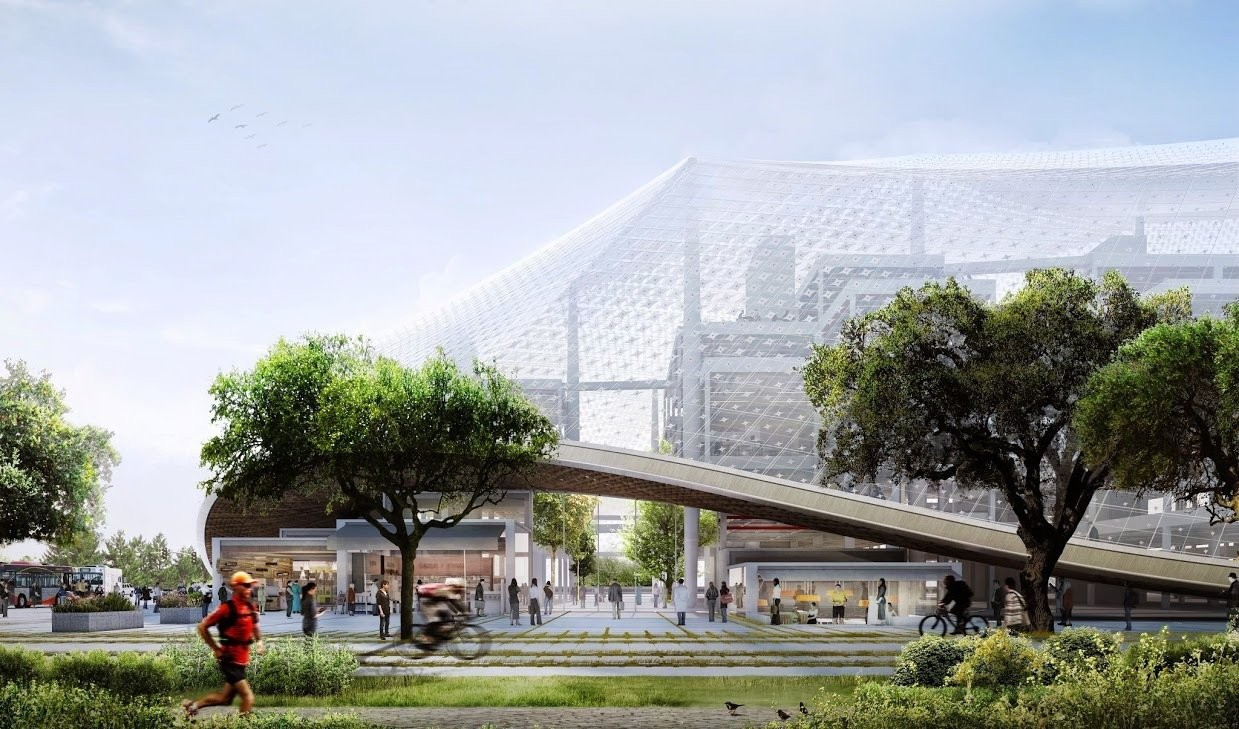 New Site Revealed for BIG and Heatherwick-Designed Google HQ Expansion