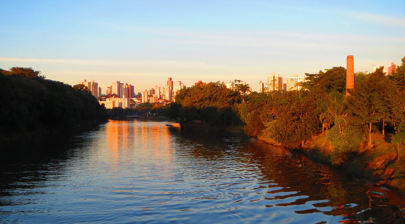"""FAU Mackenzie promove o """"Seminário Cidade e Águas"""", Rio Piracicaba. © Adriano Barbeiro, via Flickr. Used under <a href='https://creativecommons.org/licenses/by-sa/2.0/'>Creative Commons</a>"""