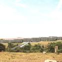 Vista do campus. Image Cortesia de Atelier Rua + Rede Arquitetos