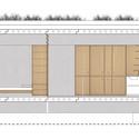 Corte do módulo. Image Cortesia de Atelier Rua + Rede Arquitetos