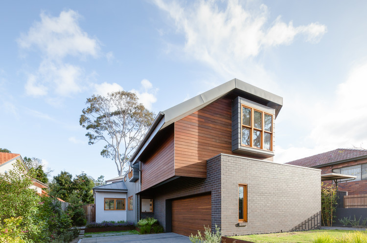 Naremburn House / Bijl Architecture, © Katherine Lu