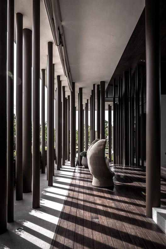 Burasiri / IDIN Architects , © Spaceshift Studio