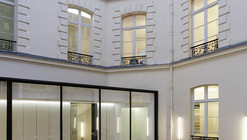 Dior Men Paris / Antonio Virga Architecte + Dior Men Architecture Department
