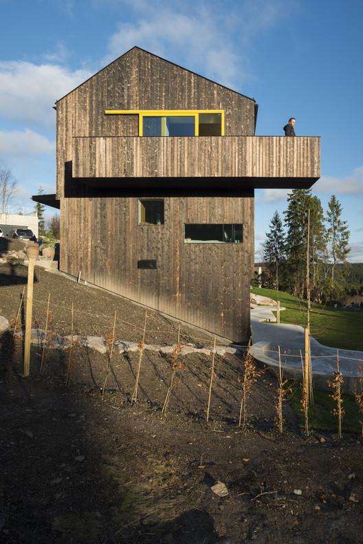 House Linnebo / Schjelderup Trondahl arkitekter, © Jonas Adolfsen