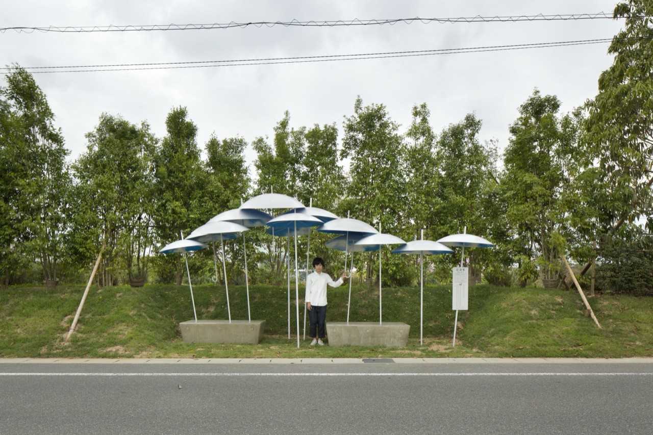 Nicoe Bus Stop / Suppose Design Office, Courtesy of Suppose Design Office