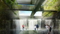 Mayer/Reed, Snøhetta and DIALOG Selected to Design Oregon's Willamette Falls Riverwalk