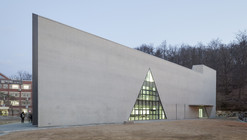 DH Triangle School  / NAMELESS Architecture