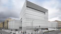 Mercado, Polidesportivo e Biblioteca Barceló / Nieto Sobejano Arquitectos
