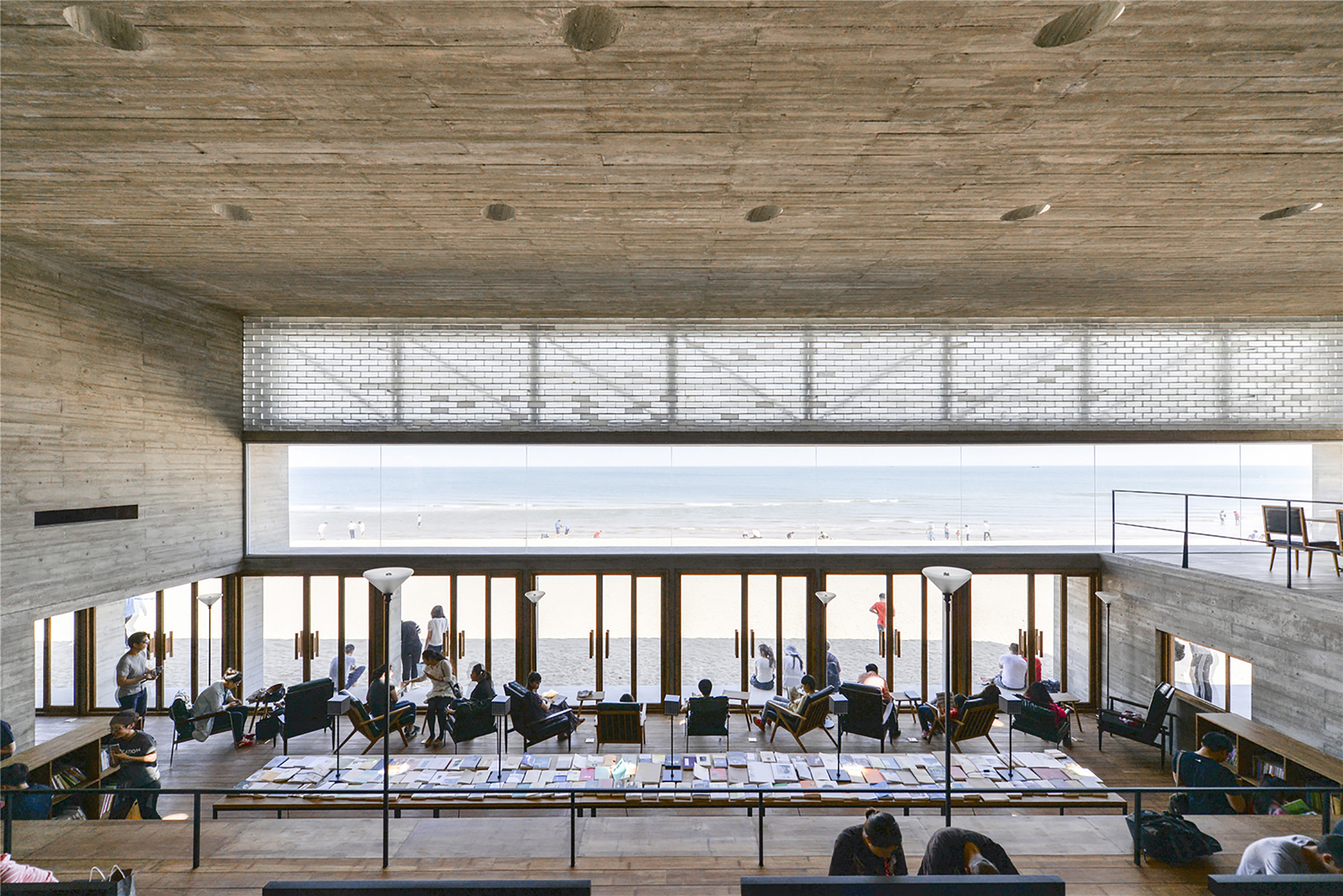 Biblioteca en la costa / Vector Architects | ArchDaily Colombia